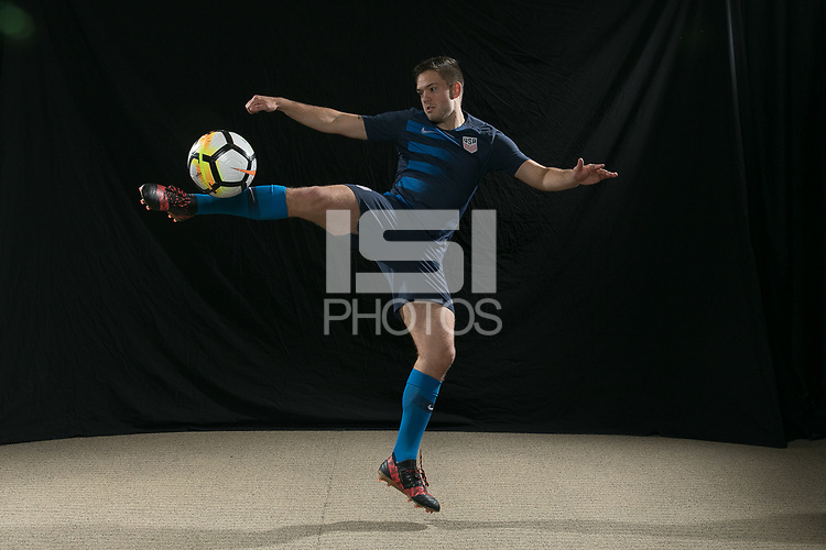Carson, CA - January 12, 2018:  USMNT Photoshoot  during their annual January camp in California.