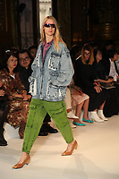 STELLA MCCARTNEY <br /> show at Spring/Summer 2018 Ready-to-Wear Fashion Show at Paris Fashion Week in Paris, France in September 2017.<br /> CAP/GOL<br /> &copy;GOL/Capital Pictures