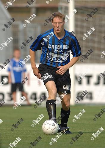 Kenny Laevaert , Rupel-Boom