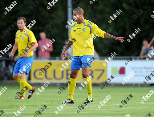2012-07-25 / Voetbal / seizoen 2012-2013 / KFCO Wilrijk / Silva Nilson..Foto: Mpics.be