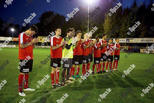 2016-10-15 / Voetbal / seizoen 2016-2017 / FC Berlaar - Heikant - K Lyra TSV / K Lyra TSV ,Foto: Mpics.be