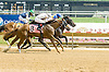 Best and Final winning at Delaware Park on 5/28/12