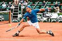 James Duckworth of Australia during Day 3 for the French Open 2018 on May 29, 2018 in Paris, France. (Photo by Baptiste Fernandez/Icon Sport)