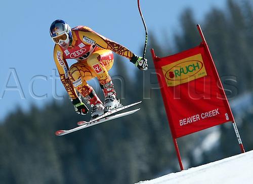 03.12.2009   SKI ALPIN - FIS WC Beaver Creek, Training, Abfahrt, Herren BEAVER CREEK,COLORADO,USA, Erik Guay (CAN).