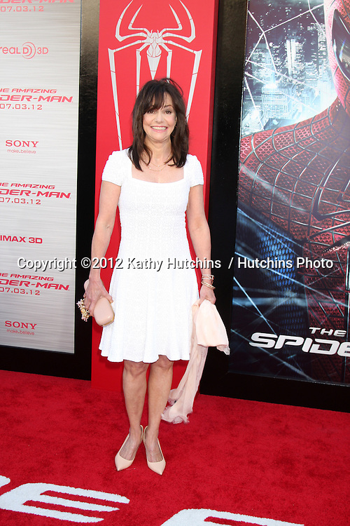 """LOS ANGELES - JUN 28:  Sally Field arrives at the """"The Amazing Spider-Man"""" Premiere at Village Theater on June 28, 2012 in Westwood, CA"""