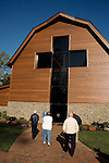November 2, 2007. Charlotte, NC.. Photographs of the Billy Graham Library, which opened earlier this year in Charlotte, NC. , and chronicles the life of Reverend Graham.