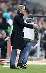 Real Madrid's coach Jose Mourinho during UNICEF match. December, 29 2010. (ALTERPHOTOS/Alvaro Hernandez)