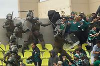 Futbol 2018 1B Santiago Wanderers vs Cobresal