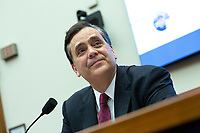 Jonathan Turley, Law Professor at George Washington University Law School, arrives to testify before the United States House Natural Resources Committee at the United States Capitol in Washington D.C., U.S., on Monday, June 29, 2020.  Credit: Stefani Reynolds / CNP /MediaPunch