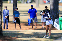 You-Sang Hon (TPE) on the 1st during the second round of the Augusta National Womans Amateur 2019, Champions Retreat, Augusta, Georgia, USA. 04/04/2019.<br /> Picture Fran Caffrey / Golffile.ie<br /> <br /> All photo usage must carry mandatory copyright credit (&copy; Golffile | Fran Caffrey)