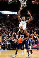 NCAA Mens Basketball 2017: Georgetown vs Providence JAN 04
