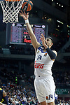 Real Madrid's Gustavo Ayon during Euroleague, Regular Season, Round 29 match. March 31, 2017. (ALTERPHOTOS/Acero)