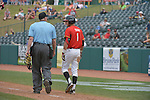 25 MAY 2014:   during the 2014 ACC Baseball  Championship at the NewBridge Bank Park in Greensboro, NC.  (Photo by Grant Halverson)