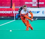 ROTTERDAM - Jip Janssen (NED)   tijdens   de Pro League hockeywedstrijd heren, Nederland-Spanje (4-0) . COPYRIGHT KOEN SUYK