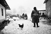 Moldavia, Romania<br /> January 1992