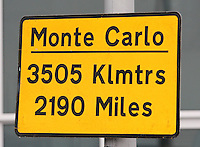 Monte-Carlo Historic Rally 290112