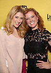 Cassie Levy and Patti Murin attends the 20th Anniversary Performance of 'The Lion King' on Broadway at The Minskoff Theatre on November 5, 2017 in New York City.