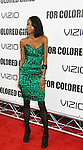 "All My Children's Yaya DaCosta ""Cassandra"" attending The New York Special Screening of Tyler Perry's next film ""For Colored Girls"" on October 25, 2010 at the Ziegfield Theater, New York City, New York. (Photo by Sue Coflin/Max Photos)"