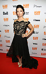 Natasha Negovanlis attends the TIFF Soiree during the 2017 Toronto International Film Festival at TIFF Bell Lightbox on September 6, 2017 in Toronto, Canada.