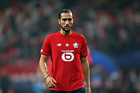 Yusuf Yazici of Lille OSC before Lille OSC vs Chelsea, UEFA Champions League Football at Stade Pierre-Mauroy on 2nd October 2019