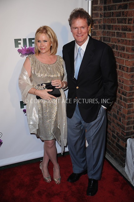 WWW.ACEPIXS.COM . . . . . ....May 27 2009, New York City....Kathy Hilton and Rick Hilton at the 37th Annual FiFi Awards at The Armory on May 27, 2009 in New York City.....Please byline: KRISTIN CALLAHAN - ACEPIXS.COM.. . . . . . ..Ace Pictures, Inc:  ..tel: (212) 243 8787 or (646) 769 0430..e-mail: info@acepixs.com..web: http://www.acepixs.com