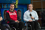 November 29 , 2017: Canadian Paralympic Committee & CBC announce the 100 day countdown to the 2018 Paralympics in Pyeong Chang, South Korea at the Barbara Frum Atrium at CBC Toronto.