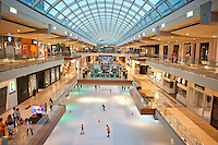 The Galleria shopping mall, Houston, Texas