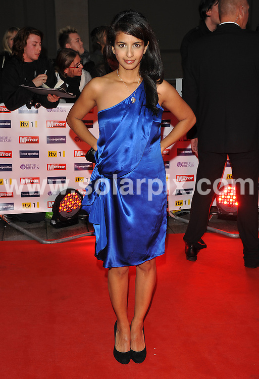 **ALL ROUND PICTURES FROM SOLARPIX.COM**.**WORLDWIDE SYNDICATION RIGHTS**.Red carpet arrivals at the Pride Of Britain Awards. Held at Grosvenor House, Mayfair, London, UK. 5 October 2009...This pic: Konnie Huq..JOB REF: 10066 SSD     DATE: 05_10_2009.**MUST CREDIT SOLARPIX.COM OR DOUBLE FEE WILL BE CHARGED**.**MUST NOTIFY SOLARPIX OF ONLINE USAGE**.**CALL US ON: +34 952 811 768 or LOW RATE FROM UK 0844 617 7637**