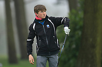 Callum Scott (Nairn GC) during the first round of the Peter McEvoy Trophy played at Copt Heath Golf Club, Solihull, England. 11/04/2018.<br /> Picture: Golffile | Phil Inglis<br /> <br /> <br /> All photo usage must carry mandatory copyright credit (&copy; Golffile | Phil Inglis)