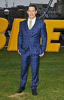 John Cena at the &quot;Bumblebee&quot; film cast photocall, Potters Fields Park, Tower Bridge Road, London, England, UK, on Wednesday 05 December 2018.<br /> CAP/CAN<br /> &copy;CAN/Capital Pictures