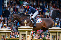 FRA-Penelope Leprevost rides Vancouver de Lanlore during the Mercedes-Benz CSIO5* Nationenpreis. 2019 GER-CHIO Aachen Weltfest des Pferdesports. Thursday 18 July. Copyright Photo: Libby Law Photography