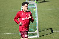 28.03.2017: Eintracht Frankfurt Training