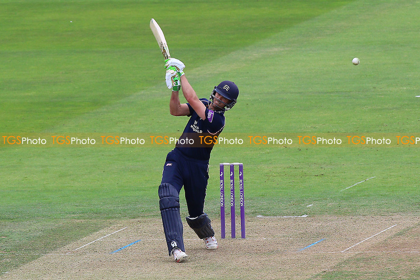 James Franklin in batting action for Middlesex during Middlesex vs Essex Eagles, Royal London One-Day Cup Cricket at Lord's Cricket Ground on 31st July 2016