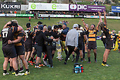 Counties Manukau Rugby Union McNamara Cup Premier  final between Bombay and Ardmore Marist played at ECOLight Stadium 1 on Saturday July 23rd 2016. Bombay won the game 24 - 21 after trailing 8 - 14 at half time.<br /> Photo by Richard Spranger.