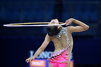 August 30, 2017 - Pesaro, Italy - LAURA ZENG of USA at 2017 World Championships Pesaro, Italy.