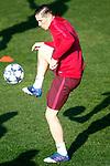 Atletico de Madrid's Fernando Torres during training session. March 14,2017.(ALTERPHOTOS/Acero)
