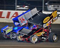 USCS - Magnolia Motor Speedway 3.3.12
