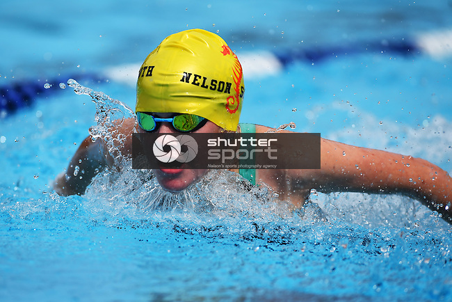 NELSON, NEW ZEALAND - FEBRUARY 4: 2017 SNM Long Course Champs at Nayland Pool on February 4, 2017 in Nelson, New Zealand. (Photo by: Chris Symes/Shuttersport Limited)