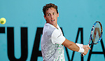 Roberto Carballes Baena, Spain, during Madrid Open Tennis 2016 match.May, 2, 2016.(ALTERPHOTOS/Acero)