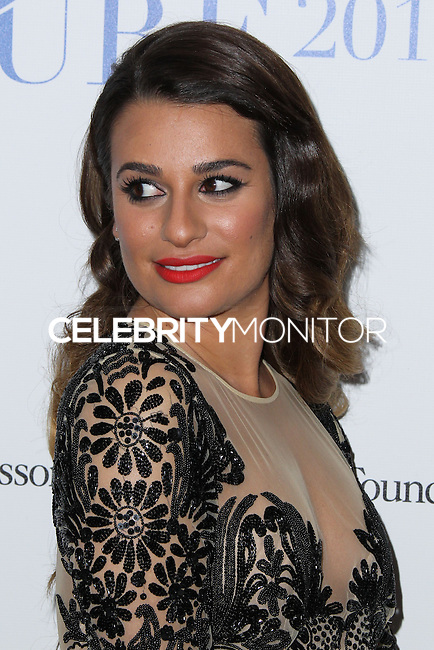 BEVERLY HILLS, CA, USA - APRIL 25: Lea Michele at the Jonsson Cancer Center Foundation's 19th Annual 'Taste For A Cure' held at Regent Beverly Wilshire Hotel on April 25, 2014 in Beverly Hills, California, United States. (Photo by Xavier Collin/Celebrity Monitor)