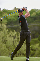 Henrik Stenson (SWE) watches his tee shot on 3 during day 4 of the WGC Dell Match Play, at the Austin Country Club, Austin, Texas, USA. 3/30/2019.<br /> Picture: Golffile | Ken Murray<br /> <br /> <br /> All photo usage must carry mandatory copyright credit (© Golffile | Ken Murray)