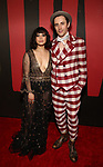 Eva Noblezada and Reeve Carney attends Broadway Opening Night After Party for 'Hadestown' at Guastavino's on April 17, 2019 in New York City.