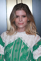 NEW YORK, NY - SEPTEMBER 8: Kate Mara attends Saks Fifth Avenue&rsquo;s NYFW Presentation at Saks Fifth Avenue on September 8, 2017 in New York City. <br /> CAP/MPI99<br /> &copy;MPI99/Capital Pictures