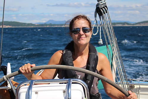 "Sara Lacy, HYC Junior Organiser, is faced with a welcome ""Problem of Success"" in bookings for her planned resumption of supervised junior sailing"