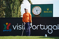 Max Kieffer (GER) during Wednesday Pro-Am of the Portugal Masters, Dom Pedro Victoria Golf Course, Vilamoura, Vilamoura, Portugal. 23/10/2019<br /> Picture Andy Crook / Golffile.ie<br /> <br /> All photo usage must carry mandatory copyright credit (© Golffile | Andy Crook)