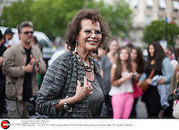 News Pictures---.07-03-2012, PARIS.Giorgio Armani Prive Fashion Show during the fashion week .Ph: Claudia Cardinale  .. / Mediapunchinc