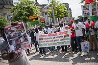2016/05/30 Berlin | Kundgebung für die Unabhängikeit von Biafra