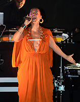 www.acepixs.com<br /> <br /> March 18 2017, Sunny Isles<br /> <br /> Alicia Keys performs at the grand opening party of the Porsche Design Tower Miami on March 18, 2017 in Sunny Isles, Florida<br /> <br /> By Line: Solar/ACE Pictures<br /> <br /> ACE Pictures Inc<br /> Tel: 6467670430<br /> Email: info@acepixs.com<br /> www.acepixs.com