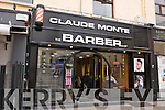 Claude Monte Barber shop The Square Tralee