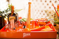 A Cointreau Summer Soirée Set Up